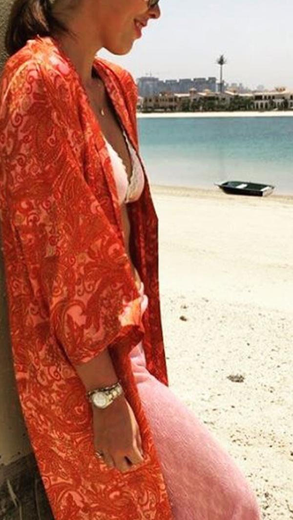 Den smukkeste kimono…