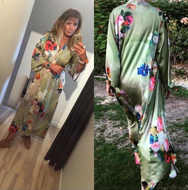 Den smukkeste kimono